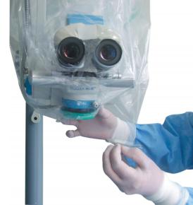 Capa para Microscópio Cirúrgico Específica