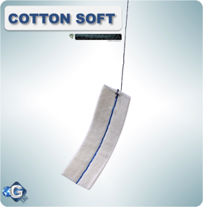 Compressa Neurocirúrgica Cotton Soft