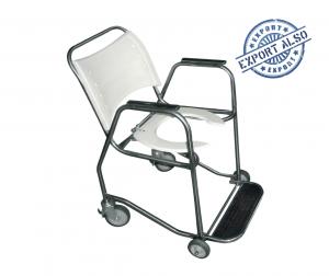 Cadeira de banho em inox